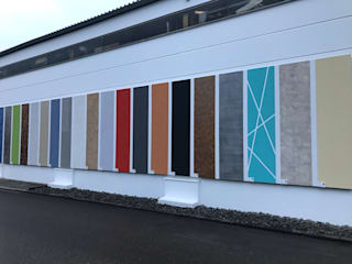 Casas estilo moderno: ideas, arquitectura e imágenes de Hofele Stuckateur und Maler-Betrieb Moderno