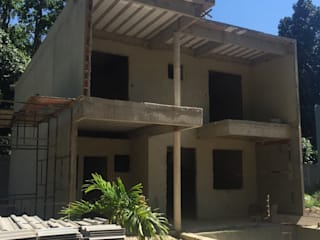 Casa Vargem Grande :   por Alves Bellotti Arquitetura & Design,