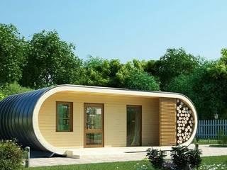 Дом Бабл: Дома в . Автор – Omidom Project