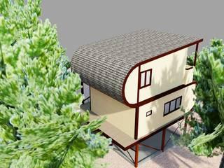 Проект дома Дабл: Дома в . Автор – Omidom Project