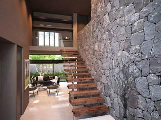 Stairs by Tectónico, Modern