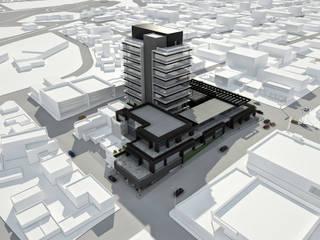 Diseños diversos de MG estudio de arquitectura Moderno