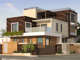 Bungalows by Arch Point, Modern