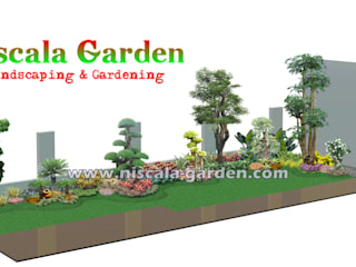 DESAIN TAMAN Oleh NISCALA GARDEN | Tukang Taman Surabaya