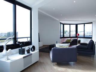photographie intérieur salon:  de style  par Maude Leduc Photographe