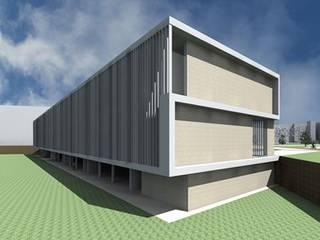 modern  by Arch. Giuseppe Barone _ Studio di Architettura & Tutela del Paesaggio, Modern