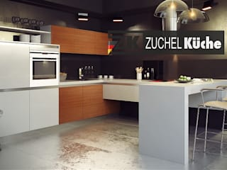 Country style kitchen by ZUCHEL Küche GmbH Country
