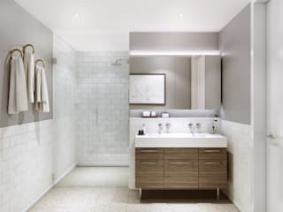 Bathroom by Abodde Housing,
