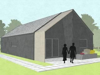 Abodde Longhouse by Abodde Housing