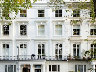 Westbourne Gardens, Notting Hill, London - W2 Casas de estilo moderno de Brosh Architects Moderno