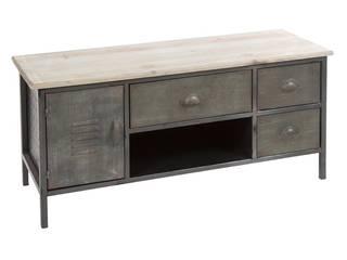 Muebles TV estilo industrial:  de estilo  de Decoracionna