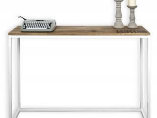 Muebles de recibidor estilo industrial:  de estilo  de Decoracionna