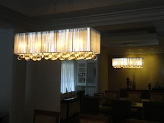 Classic style dining room by Bel Ribeiro - Arquitetura, Interiores & Paisagismo Classic