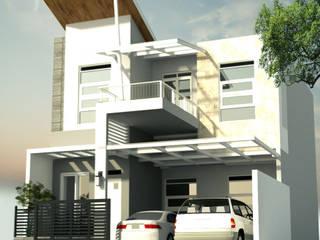 Rumah Tinggal Tlogo Mukti Semarang Oleh Manasara Design&Build