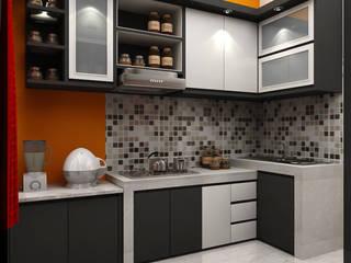 Cocinas de estilo minimalista de SUKAM STUDIO Minimalista