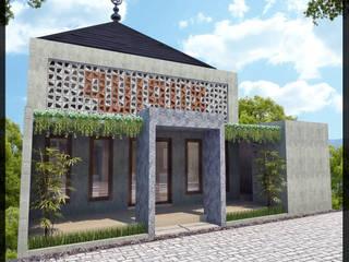 Casas de estilo minimalista de SUKAM STUDIO Minimalista