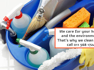 تنفيذ Cleaning Services Johannesburg Gauteng