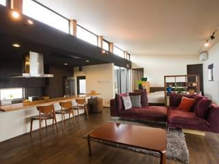 Ruang Keluarga Modern Oleh Y.Architectural Design Modern