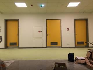 Dtec Kapı Çözümleri A.Ş. – Okul Projeleri:  tarz