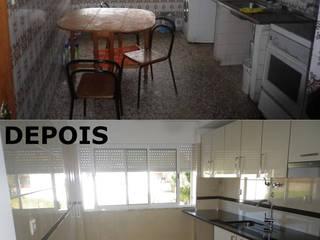 Remodelação de apartamento no Linhó - Sintra por 7mehome | remodelação & decoração | arquitectura & construção
