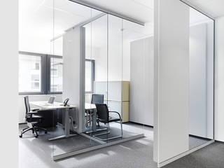 Referenzfotografie: Für Renz Solutions bei CSL Behring Architekturfotograf Peter Bajer Moderne Arbeitszimmer