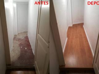Remodelação Cave - Lisboa por 7mehome | remodelação & decoração | arquitectura & construção