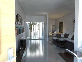 Renovasi Interior Rumah Tinggal Jl Durian Semarang Oleh Manasara Design&Build