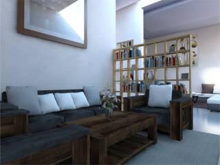 Rumah Tinggal Jl. Jahe Semarang Oleh Manasara Design&Build