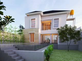 Rumah Tinggal Padangsari Banyumanik Oleh Manasara Design&Build