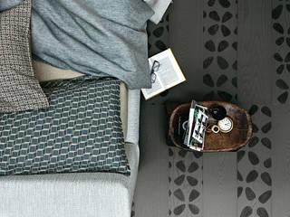 ARCHIPETALI, parquet decorati da Nigel Coates. Xilo1934 Pareti & PavimentiRivestimenti pareti & Pavimenti