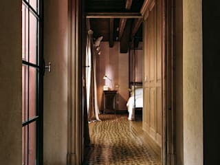 ARCHIPETALI, parquet decorati da Nigel Coates. di Xilo1934 Moderno
