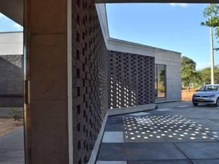 Rumah pasif oleh XXStudio, Modern