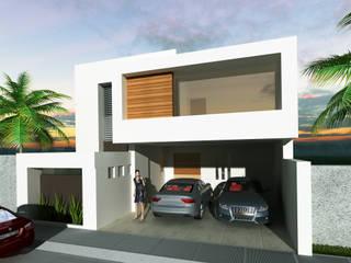 Proyectos.... Casas modernas de CouturierStudio Moderno