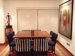 Comedor: Comedores de estilo ecléctico por Alicia Ibáñez Interior Design
