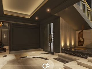 Private Residence in Swanlake-october: حديث  تنفيذ Studio O6 , حداثي