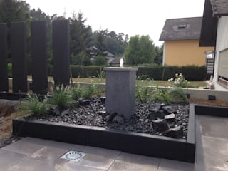 Peyzaj Proje Uygulama Garten Concept Modern