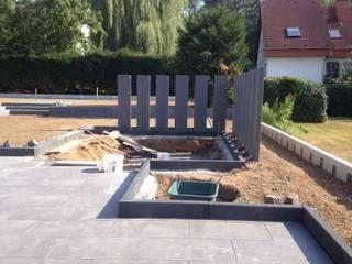 Peyzaj Proje Uygulama Modern Oteller Garten Concept Modern