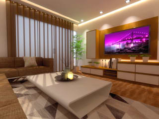 AWESOME TIPS TO DECORATE SUITE DRAWING ROOM: modern  by Decoratespace,Modern