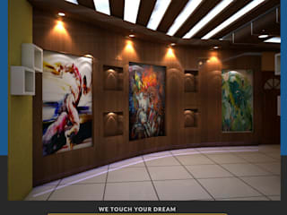 por Dream Touch  Architects Ltd.