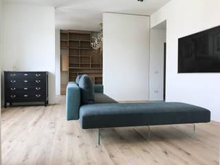 Davide Ceron Architetto Salones de estilo moderno