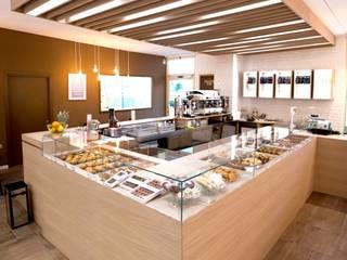 Davide Ceron Architetto Oficinas y tiendas Madera