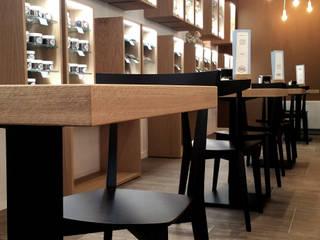 Davide Ceron Architetto Oficinas y tiendas