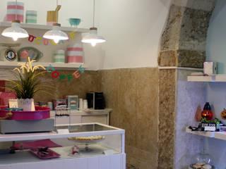Loja Brigadoce Lojas e Espaços comerciais campestres por Archimais Campestre