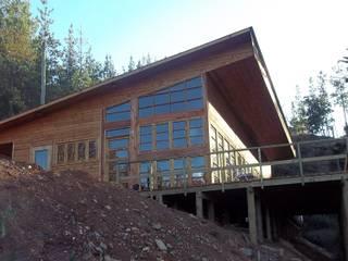 Casa Lago Vichuquen, Chile: Casas de estilo  por GB Arquitectura Ltda.