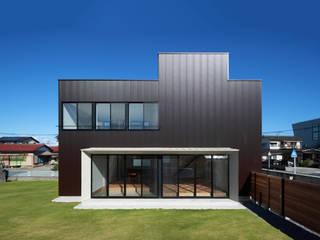 *studio LOOP 建築設計事務所 Casas de madera