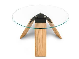 Stolik MRC Wood: styl , w kategorii  zaprojektowany przez Nuua