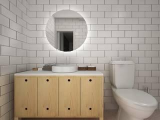 แบบinteriorบ้านและคอนโด modern โดย Designaholic