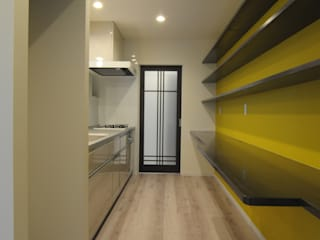 hacototo design room Cucinino Giallo