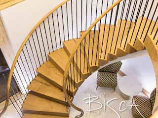 Cooling Castle Bridal Staircase Bisca Staircases Scale Legno