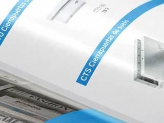 Nuevo catálogo de Cierrapuertas :  de estilo  de Inther System Europe S.A.
